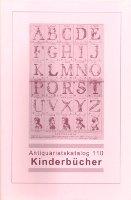 Katalog 110: Kinderbücher
