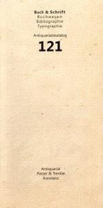 Buchwesen, Bibliographie, Typographie
