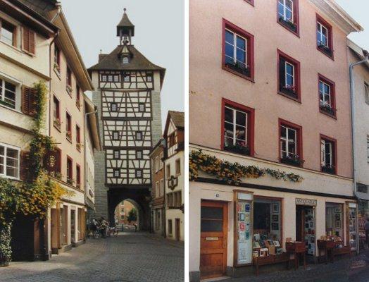 Unser erster Laden in der Hussenstraße