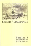 Katalog 8: Reise und Geographie