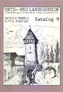 Katalog 9: Konstanz, Baden, Bodensee, Regionalliteratur