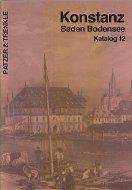 Ktalog 12: Konstanz, Baden, Bodensee, Regionalliteratur