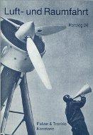 Katalog 26: Luft- und Raumfahrt