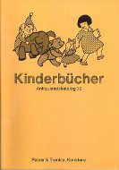 Katalog 30: Kinderbücher