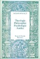 Katalog 32: Theologie, Philosophie, Psychologie, Antike
