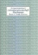 Katalog 43: Literaturwissenschaft, Buchwesen