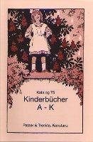 Katalog 75, Kinderbücher