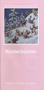Katalog 136:  Kinderbücher